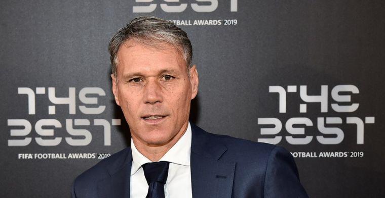 Van Basten niet ontslagen, wel 'geschorst' door FOX Sports na 'Sieg Heil'-grap