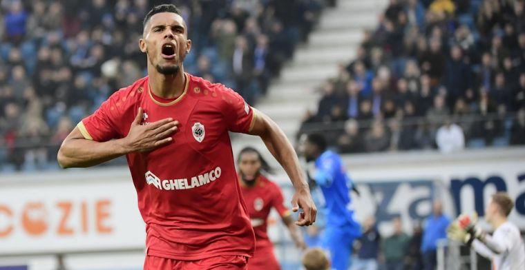 Gano vraagt niet om meer speeltijd bij Antwerp na heldenstatus tegen Gent