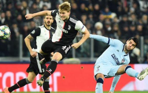 Afbeelding: Juventus verslaat Atlético dankzij fraaie goal Dybala, City heeft genoeg aan draw