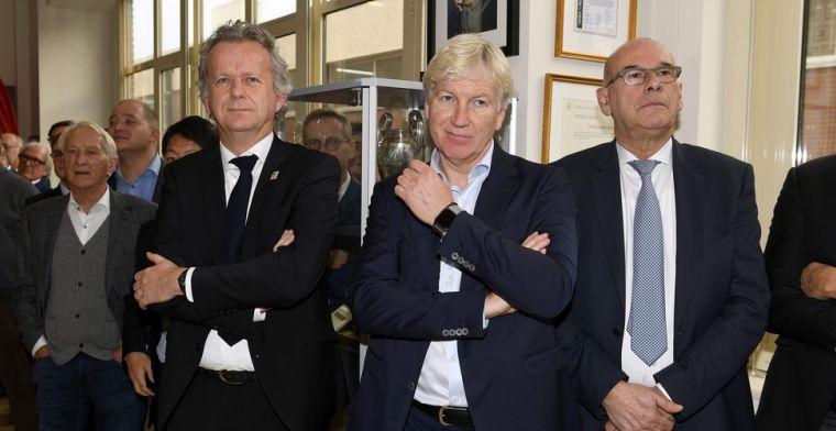 STVV-voorzitter spaart Brys niet: 'Het was één grote middenvinger naar bestuur'