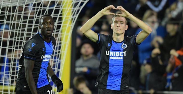 LIVE: Club Brugge sleept uiteindelijk gelijkspel uit de brand