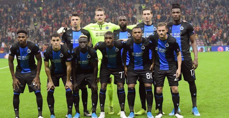 VP Rapport: Club Brugge overtuigt niet, Dennis en Deli helemaal onderuit