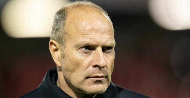 Na Volendam en Roda JC ook ontslag bij Almere City: 'Kan niet de bedoeling zijn'