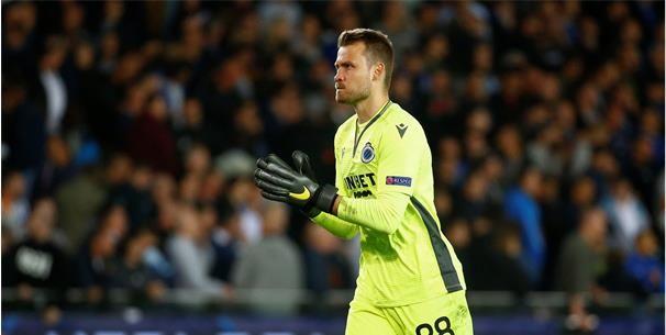 Mignolet (Club Brugge) vreest Turkse heksenketel niet: Dat is positief
