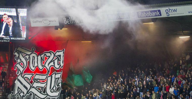NEC-fans woedend op club: 'Angst heerst dat NEC wordt neergezet als racistisch'