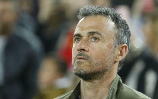 Afbeelding: Enrique haalt uit naar voorganger bij Spanje: 'Zo iemand wil ik niet in mijn staf'