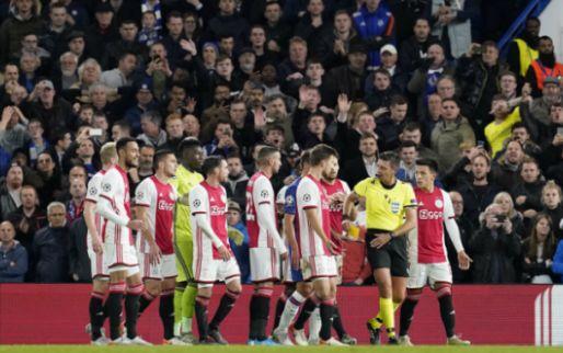 Afbeelding: Ajax bekampt Osimhen (ex-Charleroi):