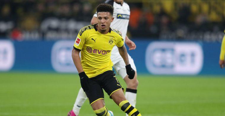 United wil meer dan 100 miljoen euro neerleggen voor Dortmund-revelatie Sancho