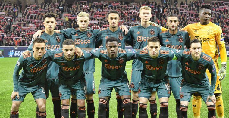 Spelersrapport: Ziyech steelt de show, prima cijfers voor Ajax-defensie