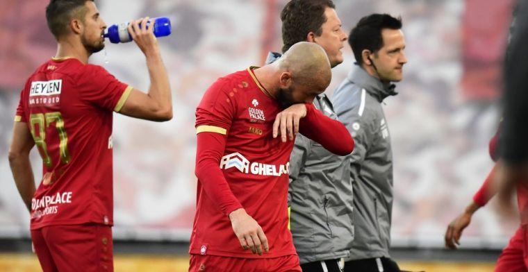 Opnieuw domper voor Antwerp: 'Defour blijft sukkelen, niet klaar voor KV Mechelen'
