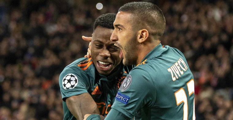LIVE: Ajax wint met 2-0, heeft koppositie groep H, ruikt volgende ronde (gesloten)