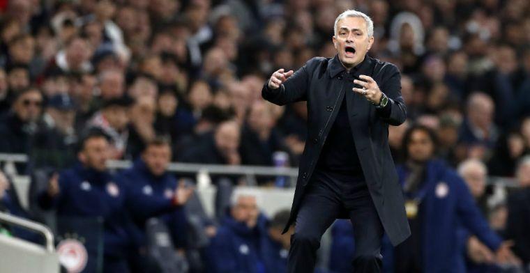 Ballenjongen krijgt complimenten van Mourinho: 'Deze jongen was briljant vandaag'