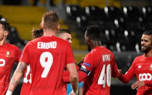Afbeelding: Standard pakt puntje mee uit Portugal, maar doet slechte zaak in Europa League