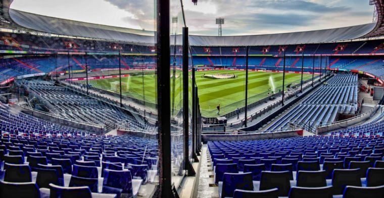 'Zeventien fans aangehouden rond De Kuip tijdens onrust na Feyenoord - Rangers'