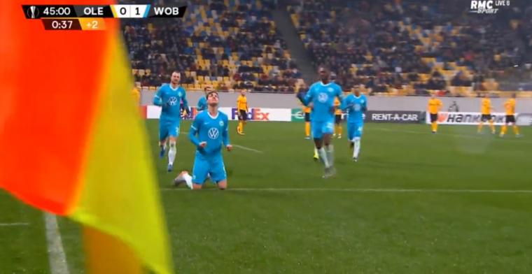 Wie stopt Weghorst: spits maakt elfde goal van het seizoen in Europa League