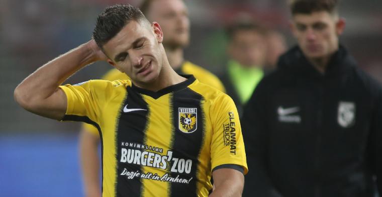 Spelers Vitesse voeren crisisgesprek: 'Wij gaan voor Slutsky door het vuur'