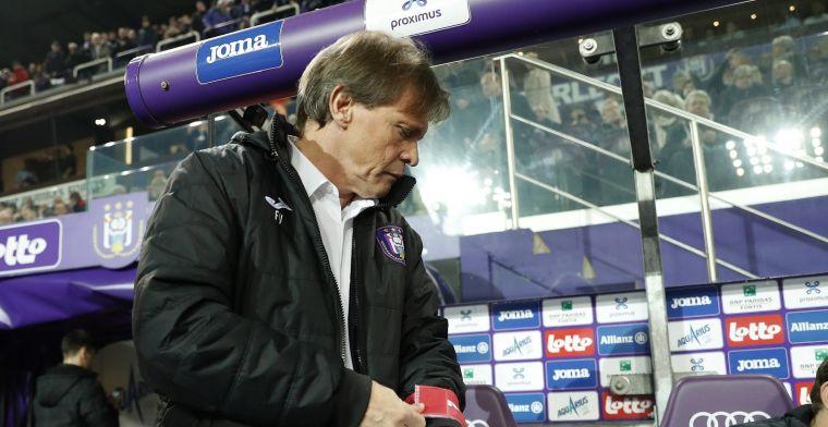 UPDATE: 'Dimata traint weer mee met de groep RSC Anderlecht'