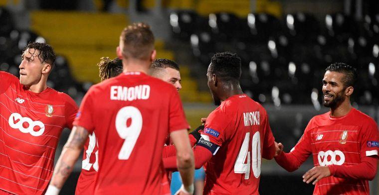 Standard pakt puntje mee uit Portugal, maar doet slechte zaak in Europa League