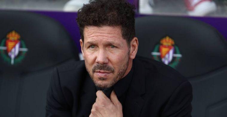 PSG wil Simeone en Griezmann herenigen