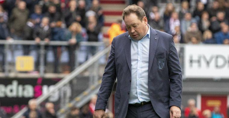 'Chemie tussen spelers en Slutsky uitgewerkt, willen niet voor trainer vechten'