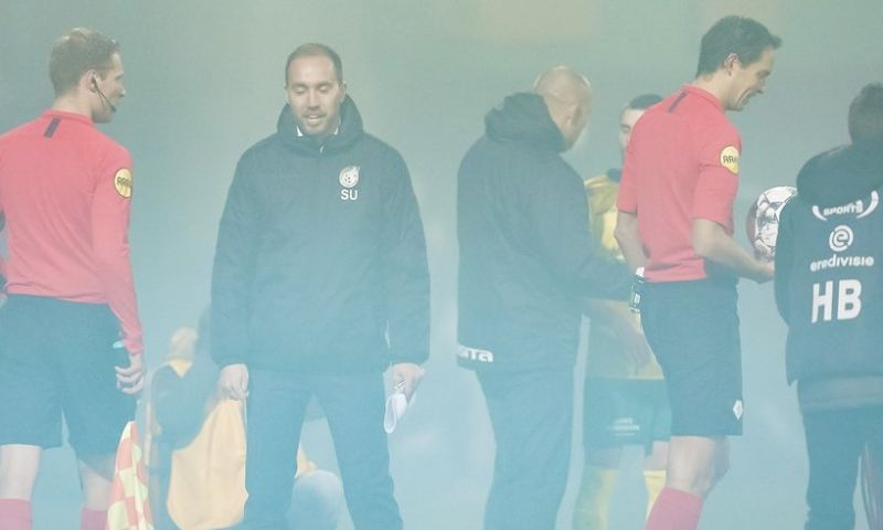 Afbeelding: Fortuna overwint de mist en verslaat Groningen in afschuwelijk slechte wedstrijd