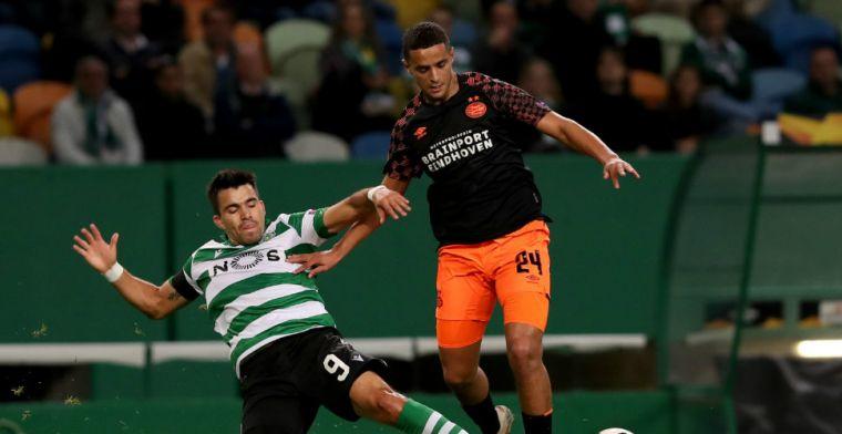 PSV biedt Malen geen 'vastigheid': 'Slechte reeks zorgt voor extra druk op hem'