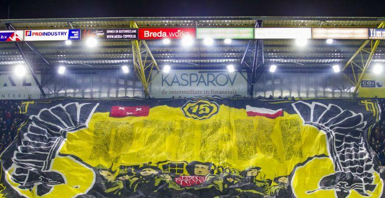 PSV grijpt mis: NAC-talent tekent eerste profcontract in Rat Verlegh Stadion
