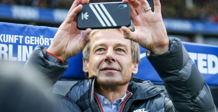 Witsel en scorende Hazard verpesten Klinsmann-debuut, nieuwe leider in Bundesliga