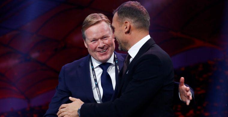 Speculaties over Barcelona en Koeman: 'Als ik vertrek, dan pas na het EK'