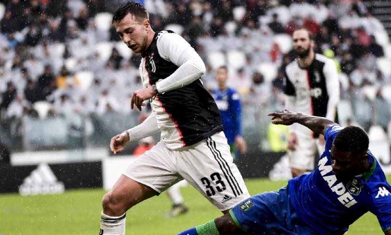 Afbeelding: Juventus verliest dure punten en zet koppositie op het spel in Italië