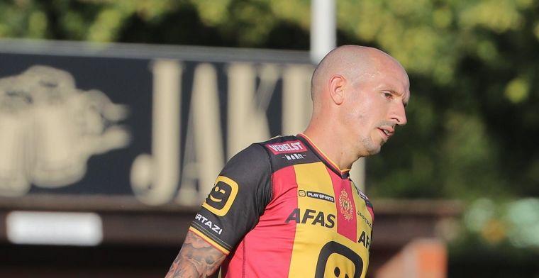 Berrier (35) zoekt een nieuwe job: Deed al telefoontje naar KV Oostende