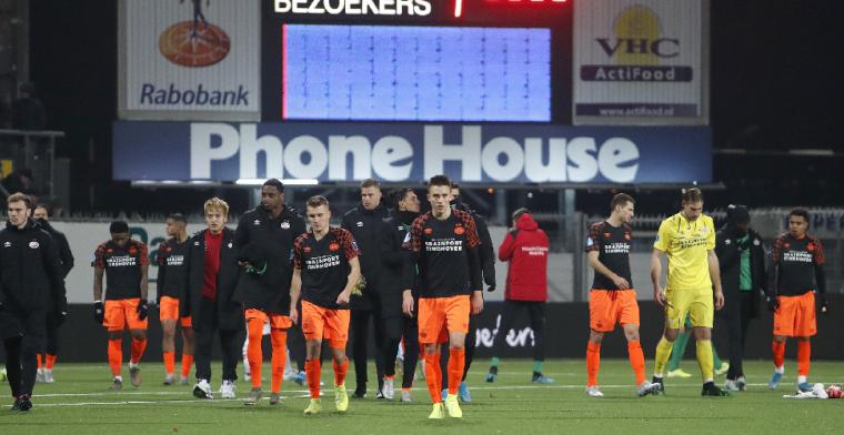De Eredivisie-flops: twee PSV'ers, één Ajacied, drie spelers van Utrecht en Sparta