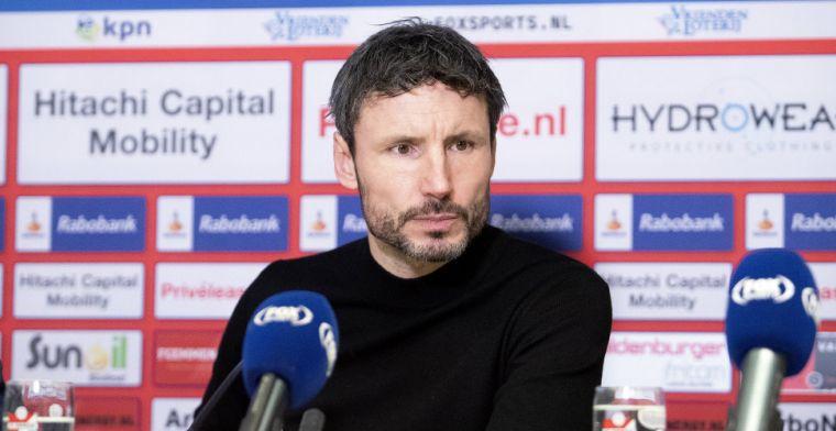 Perez kritisch: 'Past niet bij een trainer als Van Bommel en club als PSV'
