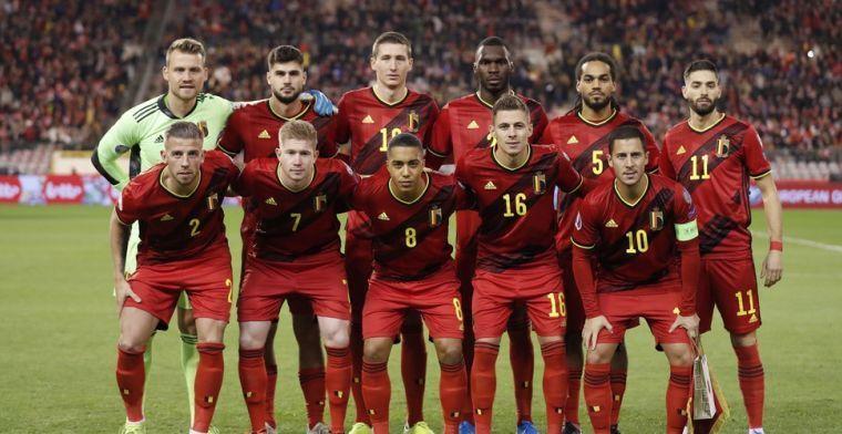 Nederlanders Koeman en Boskamp vinden België favoriet voor het EK