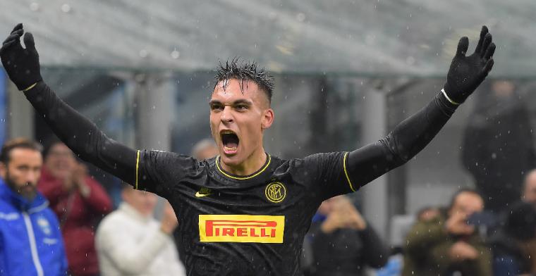 Manchester-clubs willen concreet worden voor Inter-smaakmaker Martínez