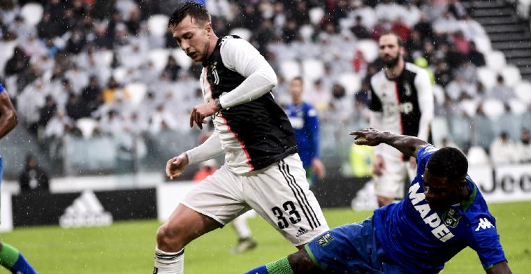 Juventus verliest dure punten en zet koppositie op het spel in Italië