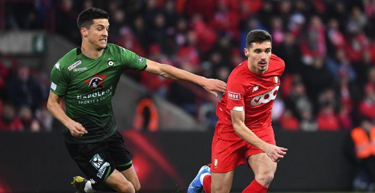 Cercle Brugge kan Standard verrassen, maar verliest in extremis toch