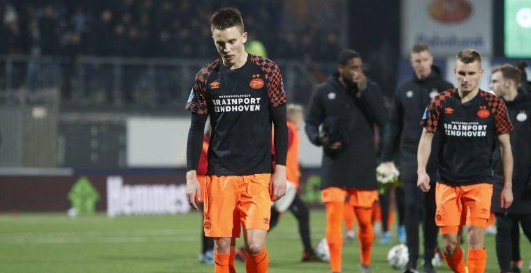'Als PSV-fans slim zijn gaan ze paar uur slapen en bus opwachten om 03:30 uur'