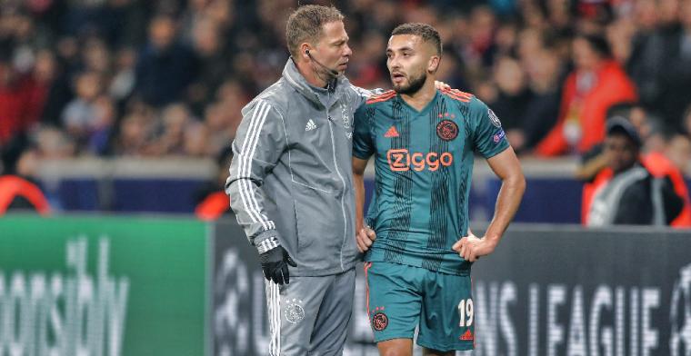Update: Labyad speelt dit jaar niet meer voor Ajax