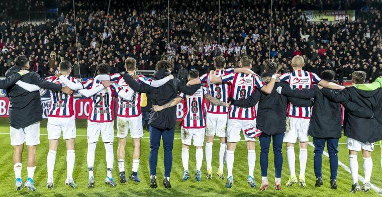 VP's Elftal van de Week: Marsman en Lang namens de topclubs, 'Willem III'