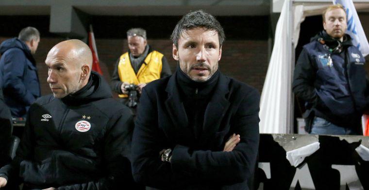 'Diepste crisis van het decennium' voor PSV: 'Van Bommel raakt door excuses heen'