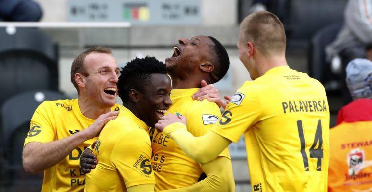 VP 11: Akpala doet Anderlecht pijn, STVV-spelers duwen Genk dieperik in