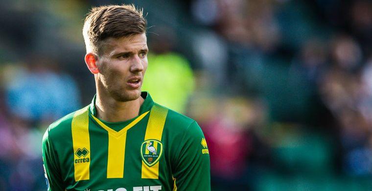 'Ik deed het niet om een vertrek bij Feyenoord te forceren, dat is echt onzin'