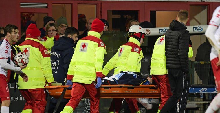 UPDATE: 'Dejaegere is geopereerd, terugkeer pas volgend jaar'