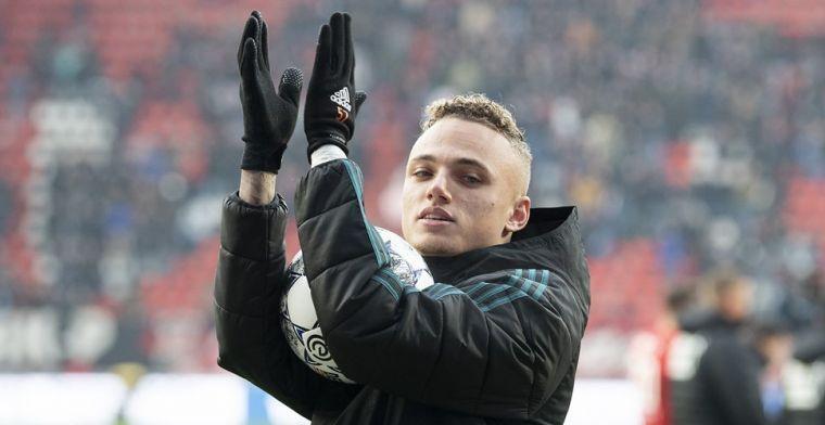 Lof uit Spanje voor Ajax-uitblinker Lang: 'Veel beter dan ze hadden verwacht'