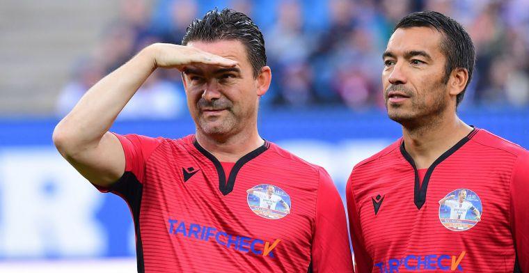 'Van Bronckhorst maakt snel carrière bij Man City en is 'ideale' opvolger'