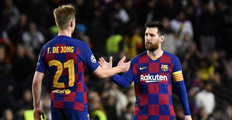 Boskamp over Ballon d'Or: Messi, Van Dijk én de Jong in de top-drie