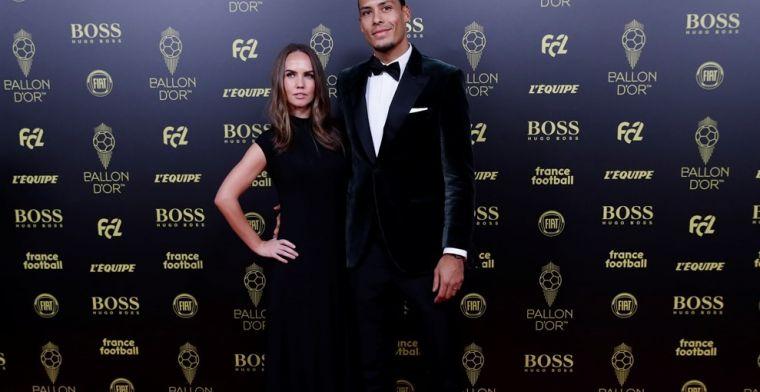 Van Dijk reageert sportief: 'Zal lastig blijven zolang er spelers als Messi zijn'