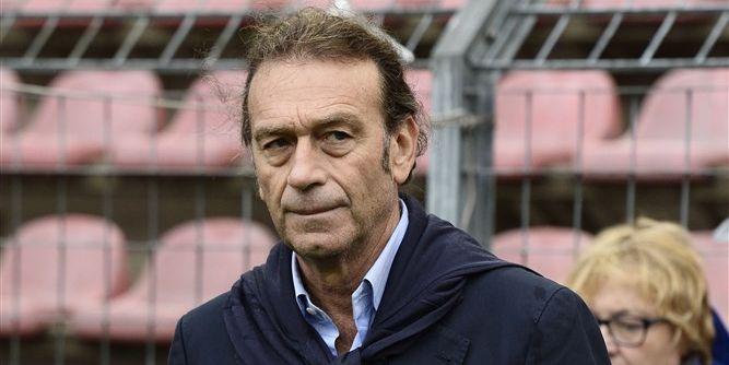 Chaos bij Brescia: Grosso na een maand weg en opgevolgd door voorganger
