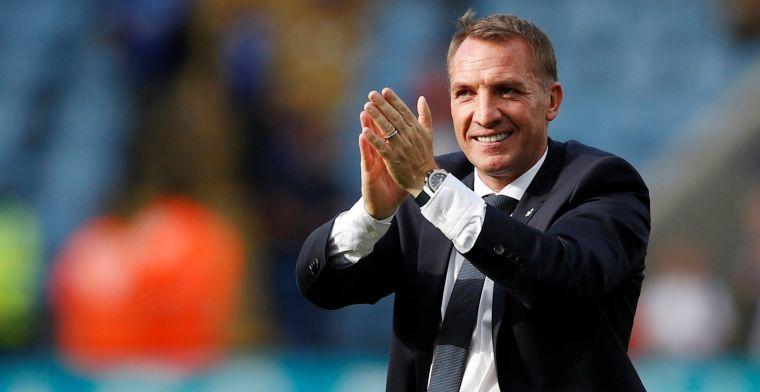 Arsenal kan succescoach Rodgers losweken dankzij clausule